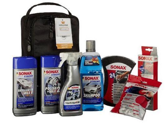 Sonax Autopflege Set mit Tasche für 49,49€ inkl. Versand