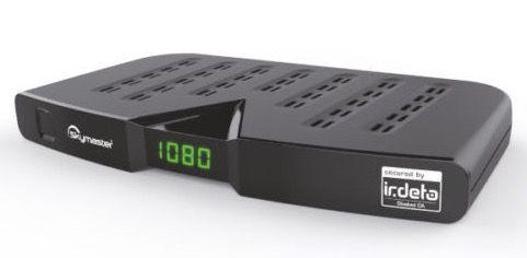 Skymaster DTR5000 DVB T2 Receiver für 55€