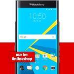 Blackberry PRIV für 1€ (statt 369€) + E-Plus Smart Surf Tarif mit 1GB LTE für 11,99€mtl.