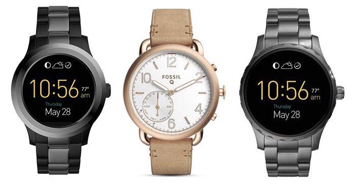 TOP! Fossil Smartwatches zu Bestpreisen   z.B. Fossil Q Marshal für 215€ (statt 269€)