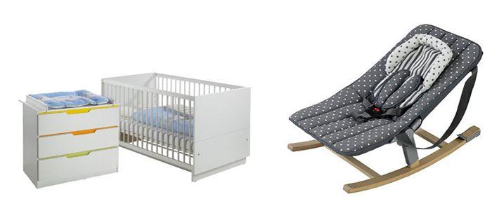 Babymarkt: Bis zu 40€ Rabatt auf viele ausgewählte Artikel für das Kinderzimmer