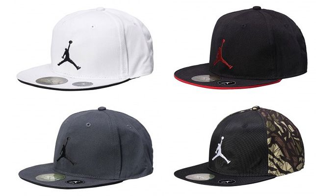 Nike Air Jordan Snapbacks für je 19,99€