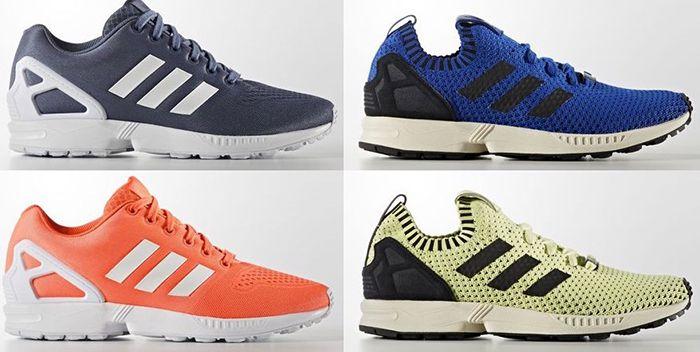 adidas ZX Flux Sneaker Sale + VSK frei ab 50€   z.B. ZX Flux Primeknit für 65€ (statt 83€)