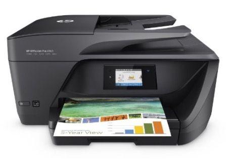 Vorbei! HP OfficeJet Pro 6960 Multifunktionsdrucker mit WLAN für 62,99€ (statt 107€)