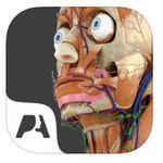 Pocket Anatomy App (iOS) gratis (statt 15€) – 3D Material ideal für Studenten oder Schüler