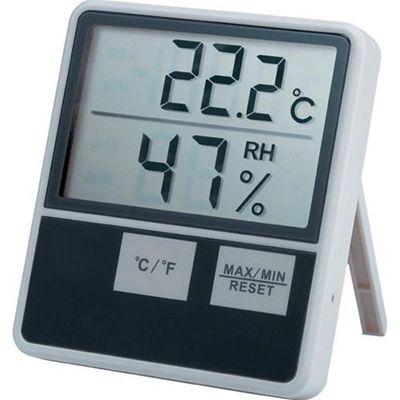 Conrad Thermo Hygrometer für 9,99€ (statt 17€)   messen von Innentemperatur & Innenraumfeuchte