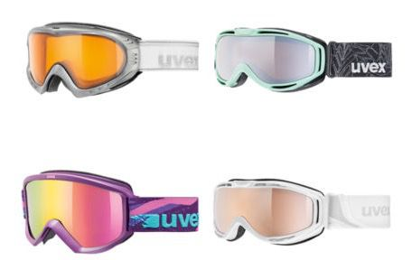 Uvex Skibrillen für je 29,99€   z.B. Uvex Downhill 2000 Fight Black (statt 40€)
