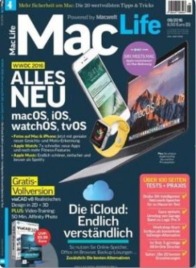 Mac Life Jahresabo nur 29,95€ (statt 83€)
