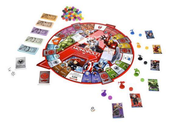 Monopoly Marvel Avengers (deutsche Version) für 12,94€ (statt 20€)