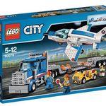 Lego City – Weltraumjet mit Transporter (60079) für 29,95€ (statt 48€)