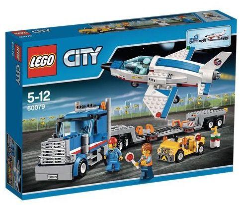 Lego City   Weltraumjet mit Transporter (60079) für 29,95€ (statt 48€)