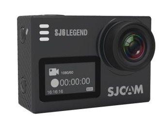 SJCAM SJ6 Legend 4K Action Cam für 106,86€ (statt 157€)