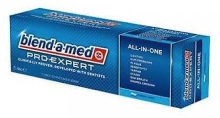 8er Pack Oral B blend a med Pro Expert Zahnpasta für 8,88€ (statt 12€)