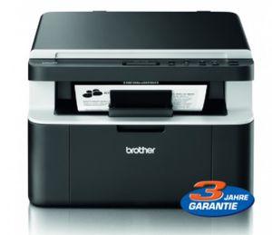 Brother DCP 1512 Laser Multifunktionsdrucker mit 3 Jahren Garantie für 98,90€ (statt 111€)