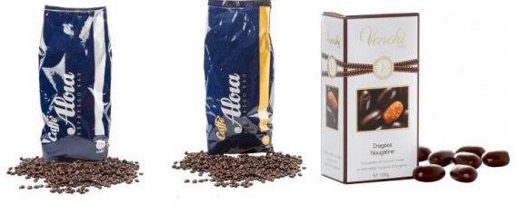 Bildschirmfoto 2017 01 16 um 15.00.57 Venchi Schokoladen & Aloia Kaffee Sale bei vente privee – z.B. 1kg Pralinen ab 36€