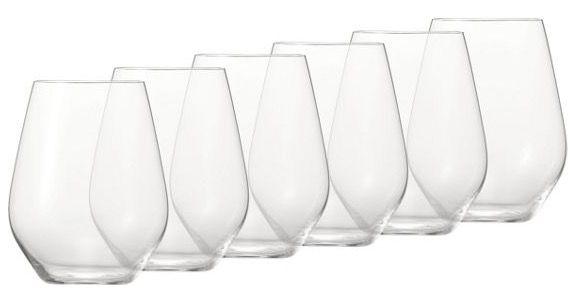 6er Set Spiegelau Authentis Casual Rotwein/Wasser Gläserset für 9,94€ (statt 14€)