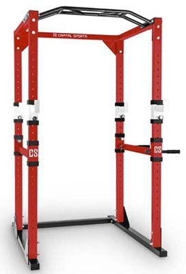 Capital Sports Tremendour Power Rack Homegym für 289,99€ (statt 400€)