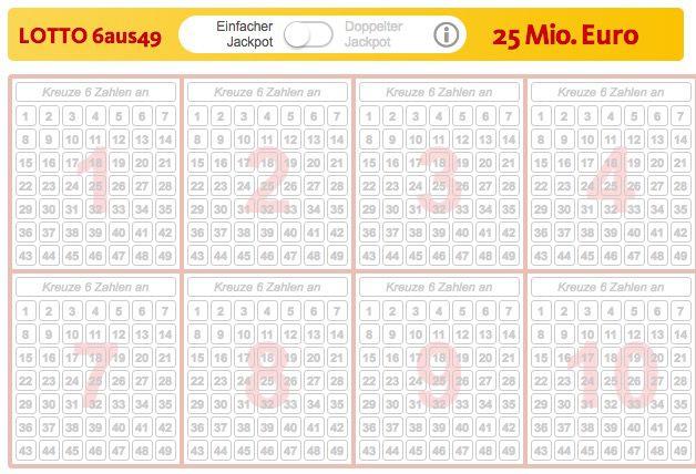 Bildschirmfoto 2017 01 17 um 13.14.17 1 Lotto Tipp (25 Mio. Jackpot) + 10 Rubbellose + 1 Tipp Cash4Life für 0,99€ (statt 6,85€)
