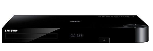 Samsung BD H8509S 3D Blu Ray Player + HDD Recorder mit 500GB & Sat Tuner für 155€ (statt 188€)
