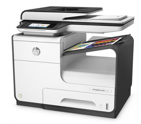 HP PageWide Pro 477dw Tintenstrahl Multifunktionsdrucker für 279€ (statt 335€)