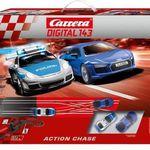 Carrera Digital 143 Action Chase für 75,90€(statt 84€)