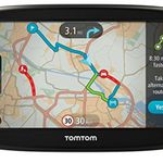 TomTom GO 50 Satelliten-Navigationsgerät mit aktuellen Lifetime-Maps für 118,73€ (statt 190€)