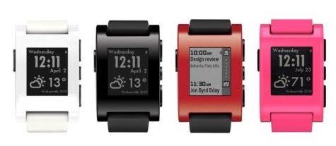 Pebble Classic Smartwatch bzw. Fitness Tracker für 29,90€ (statt 45€)   B Ware