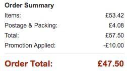 10£ Rabatt ab 50£ auf ALLES bei Amazon UK   z.B. günstige Nintendo Switch Games