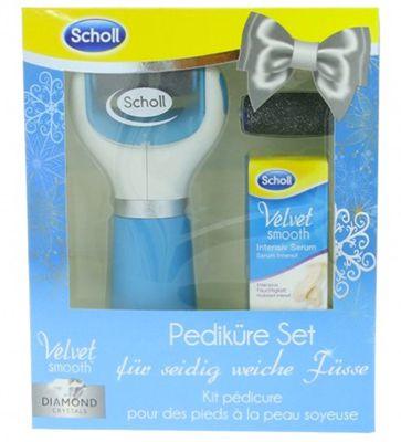 Scholl Velvet Smooth Pediküre Set mit Geschenkverpackung für 24,99€ (statt 35€)