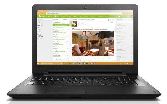 Lenovo IdeaPad 110 15ACL   15 Zoll Office Notebook für 169€ (statt 200€)