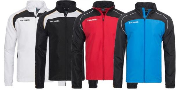 SALMING Detroit Pres Jacket SR   Herren Trainingsjacke für nur 7,99€ (statt 30€)