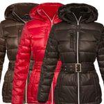 Soccx Damen Outdoor Steppjacke für je 54,90€ (statt 100€)