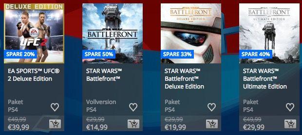 Bildschirmfoto 2017 01 20 um 13.02.26 Sale im Playstation Network + 10% Rabatt für PS+ Mitglieder   z.B. God of War 3 Remastered ab 9,49€ (statt 25€)