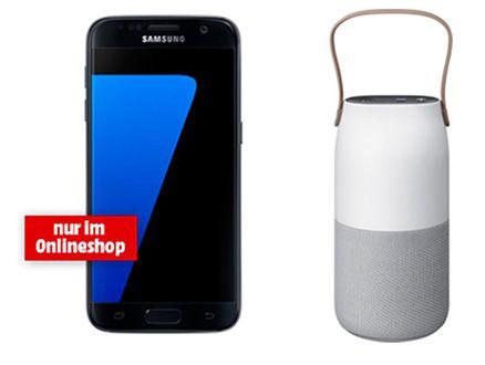 Galaxy S7 + Samsung Lautsprecher + Vodafone 1GB Tarif nur 23€ mtl.