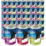 54er Pack Felix Leckerbissen in Soße mit 3 Geschmackssorten für 28,99€ (statt 35€)