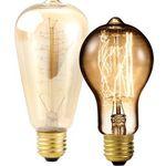 2er Pack Vintage-Schmucklampen mit handgewickeltem Draht für 9,99€ (statt 14€)