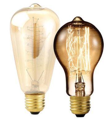 2er Pack Vintage Schmucklampen mit handgewickeltem Draht für 9,99€ (statt 14€)