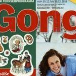 """Jahresabo """"Gong"""" effektiv gratis dank Gutscheinprämie (statt 114,40€)"""