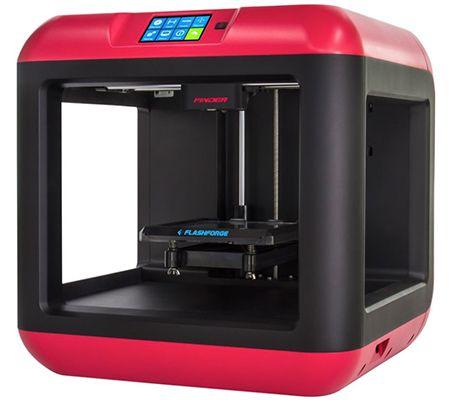 FlashForge Finder 3D Drucker inkl. einem Avistron Filament für 404,91€ (statt 459€)