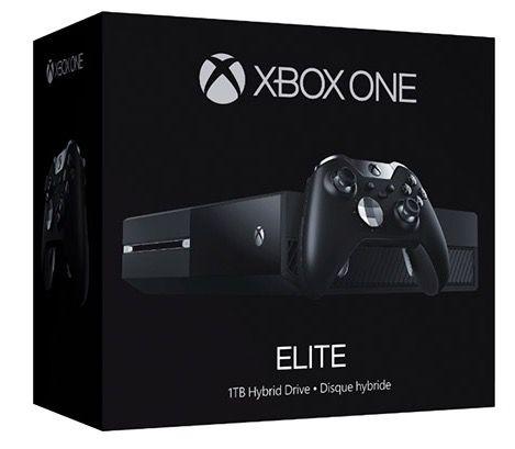 Xbox One 1TB Elite Konsole für 249€