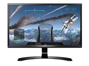 LG 24UD58 B 24 4K Monitor mit IPS Panel & FreeSync für 199,90€ (statt 248€)
