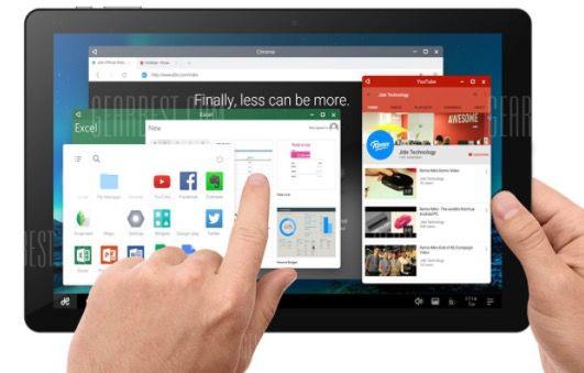 Chuwi VI10 Plus   10,8 Zoll Tablet mit 32GB für 129,99€ (statt 154€)