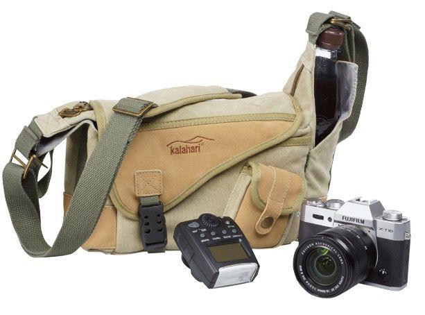 4 Ausgaben fotoPRO für 39,80€ + gratis Kalahari Fototasche im Wert von 60€