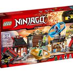 Lego Ninjago – Airjitzu Turnierarena für 29,99€(statt 51€)