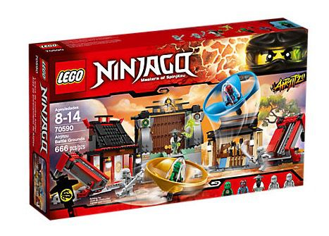 Lego Ninjago   Airjitzu Turnierarena für 29,99€(statt 51€)
