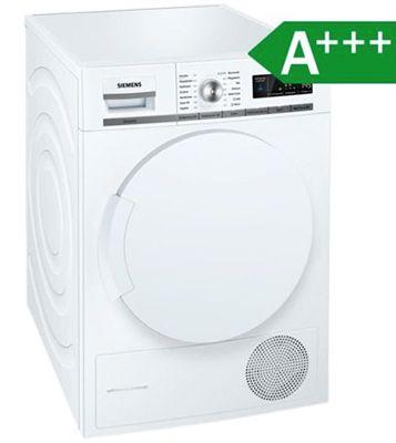 Siemens WT44W5W0 Wärmepumpentrockner 8kg A+++ für 529€ (statt 578€)