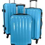 """Polycarbonat ABS-Kofferset """"Miami"""" 3-teilig für 79,95€ (statt 130€)"""