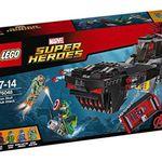 Lego Marvel Super Heroes – U-Boot Überfall von Iron Skull für 20,99€ (statt 27€)