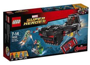 Lego Marvel Super Heroes   U Boot Überfall von Iron Skull für 20,99€ (statt 27€)