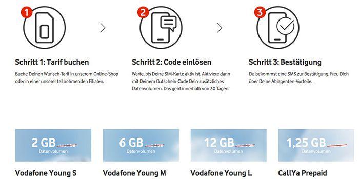 Bildschirmfoto 2017 01 23 um 16.01.37 Doppeltes Datenvolumen für Vodafone Young Tarife dank Trick über Abiagenten